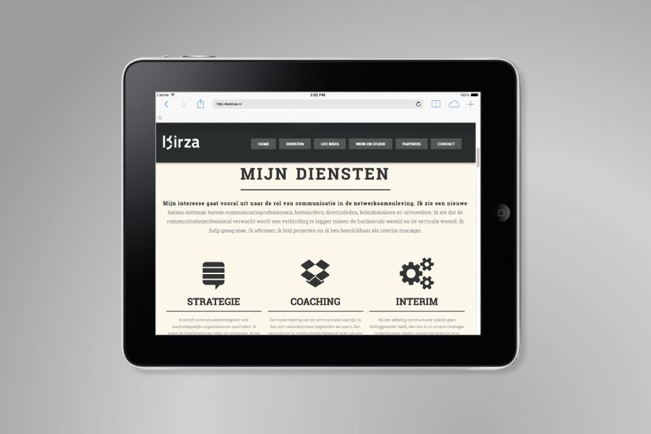 Birza communicatie en strategie – Studio Lammert Jonkman ...